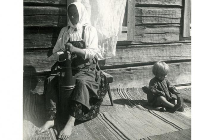 Финно-угорский мир в фотографиях Леонида Капицы