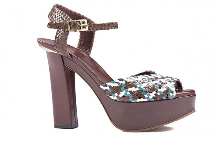 Камбэк обувной марки Stephane Kelian