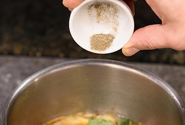 Рецепт: Томатный суп - Фото №5