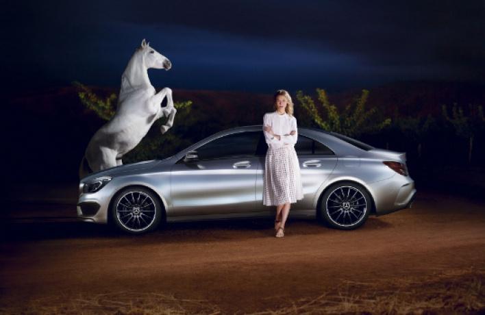 С29марта по02апреля 2013 года вМоскве пройдет 26-яНеделя моды Mercedes-Benz Fashion Week Russia