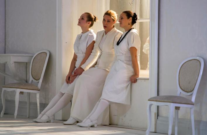 Михайловский театр организует онлайн-трансляцию «Евгения Онегина»