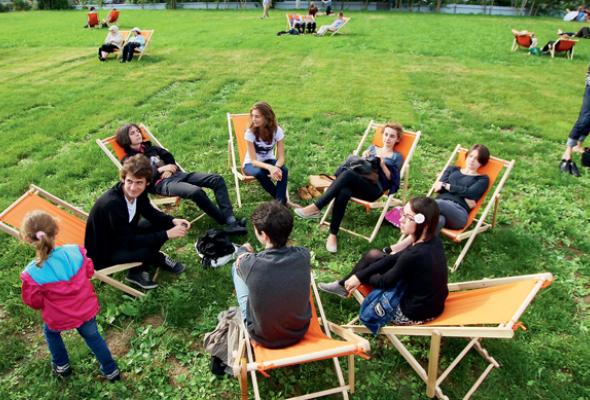 Лето вНовой Голландии откроется раньше - Фото №3