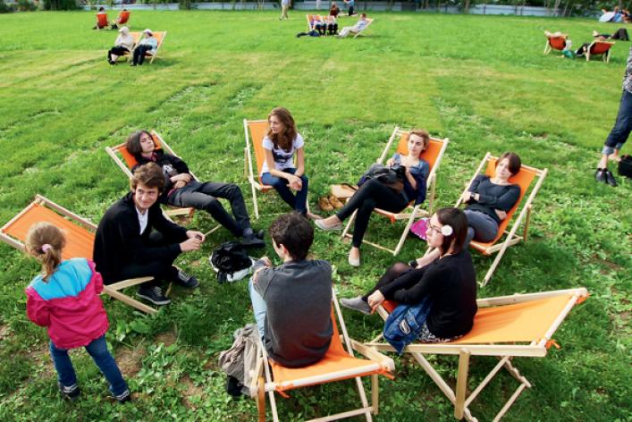 Лето вНовой Голландии откроется раньше