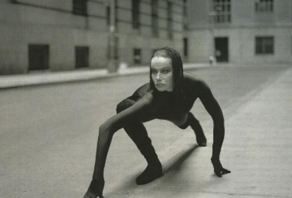 Верушка. Автопортреты. Нью-Йорк. 1994-1998 гг. - Фото №0