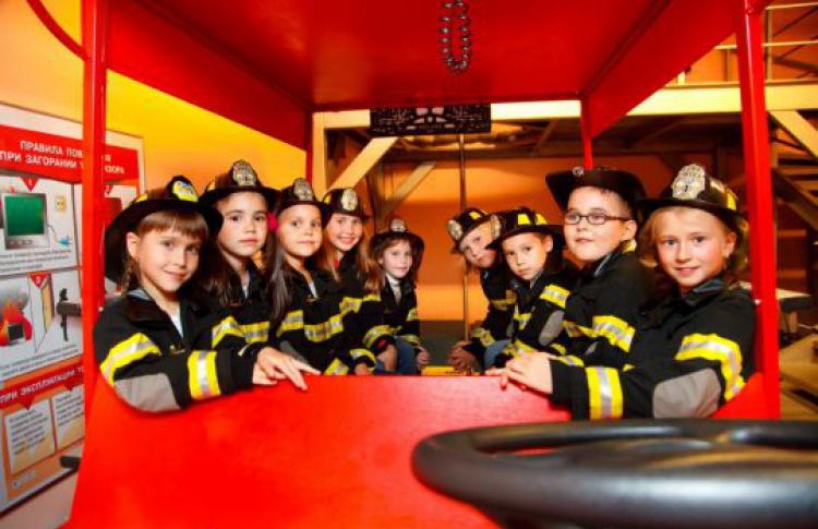 Фотоконкурс Time Out иДетского города Кидбурга
