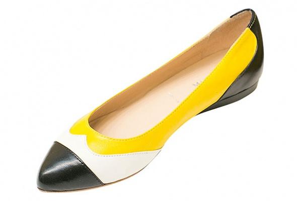 Остроносая обувь - Фото №9
