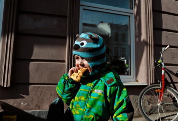 Вафли— это вклеточку печенье - Фото №2