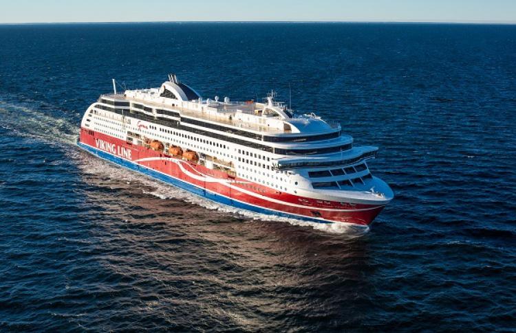 Viking Grace: дизайнерский круизный лайнер нового поколения