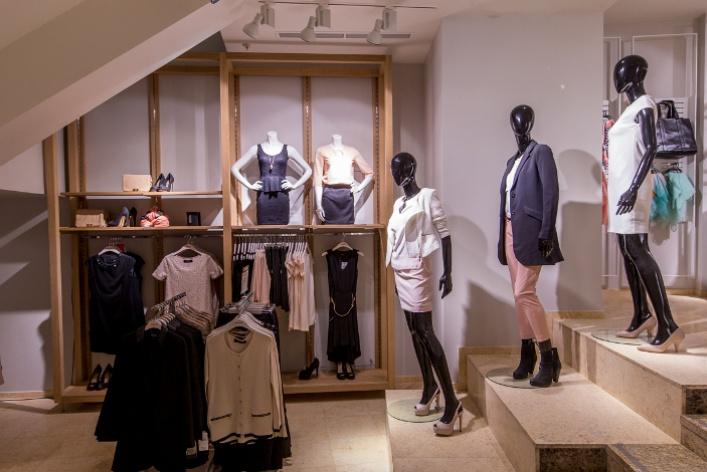 НаТверской открылся большой магазин Reserved