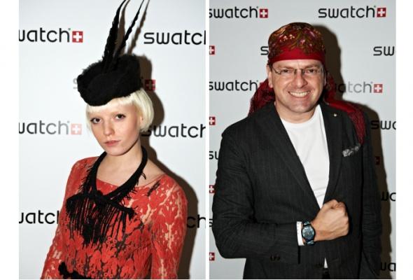 Swatch презентовали часы сматрешкой - Фото №5