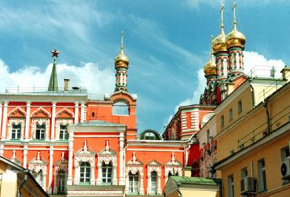 Музеи Кремля  - Фото №2