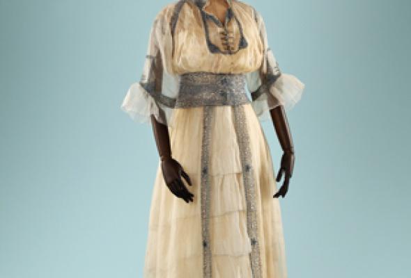 Мода в зеркале истории: 200 лет моды в России - Фото №4
