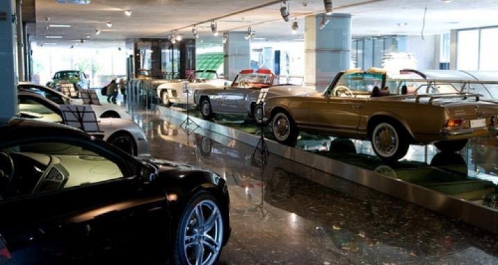 Автовилль. Музей ретроавтомобилей.