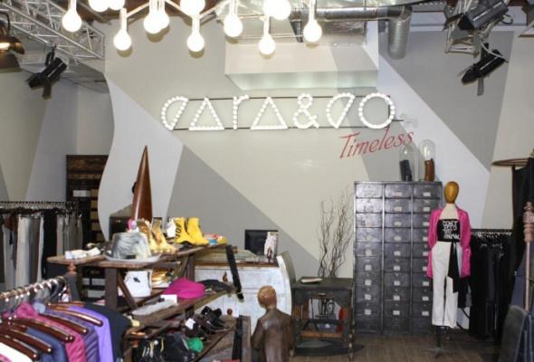 Аутлет концептуального магазина Cara&Co - Фото №1
