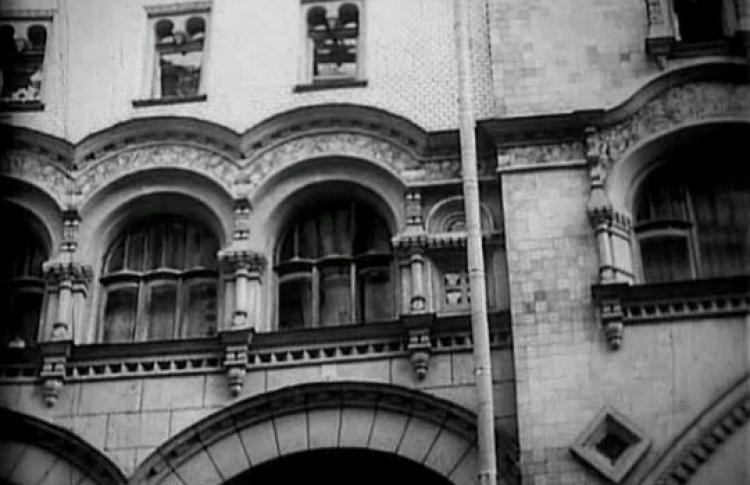 Пять переулков на Тверской