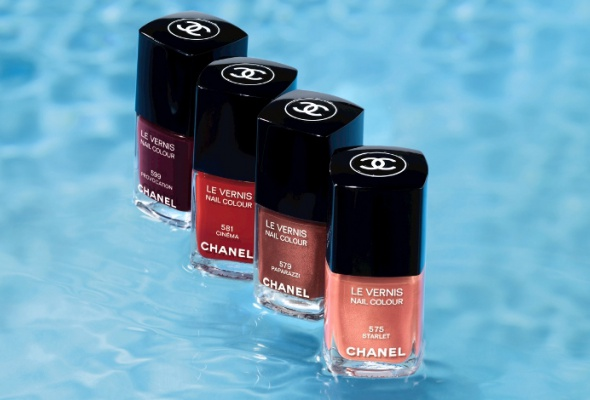 Помады илаки Chanel для образа кинодивы - Фото №2