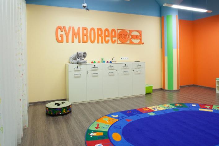 Gymboree Динамо