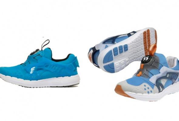 Новые технологичные кроссовки - Фото №1
