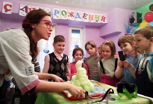 """Научный детский театр """"Умняшки"""" - Фото №0"""
