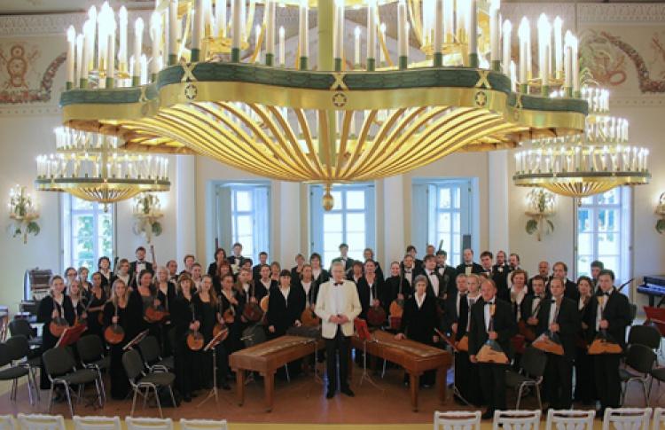 Концерт Академического хора любителей пения Санкт-Петербурга