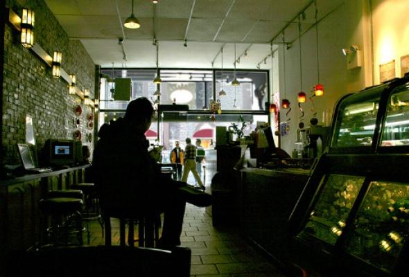 """Джеф Беер """"Нью-Йоркская полифония"""" - Фото №0"""