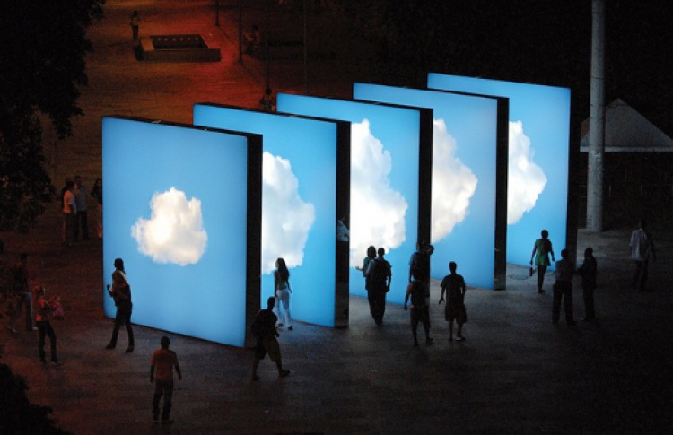 Эдуардо Коимбра «Облако»