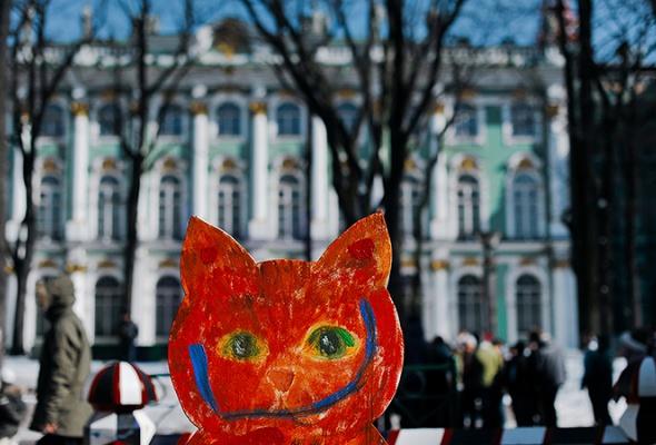 День эрмитажного кота - Фото №1