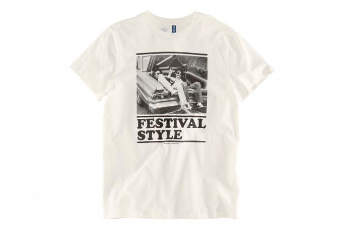 ВH&Mвыходит коллекция для музыкальных фестивалей