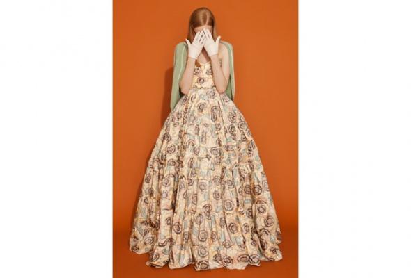 Корнер женских вечерних платьев вPodium - Фото №4