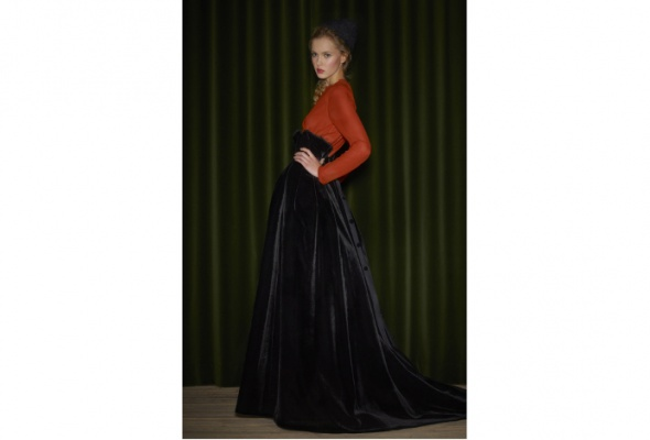 Корнер женских вечерних платьев вPodium - Фото №7