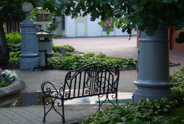 Сад «Эрмитаж» - Фото №0