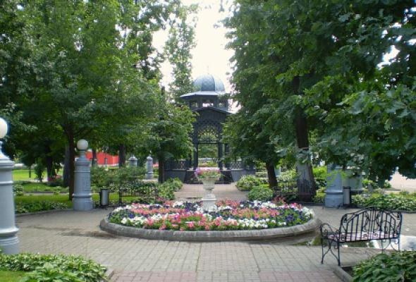 Сад «Эрмитаж» - Фото №2