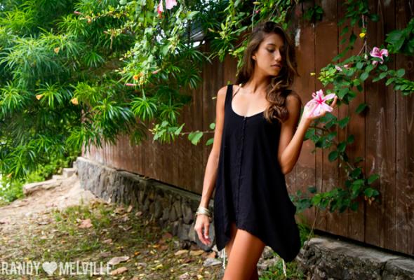 Весенний лукбук Brandy Melville - Фото №7