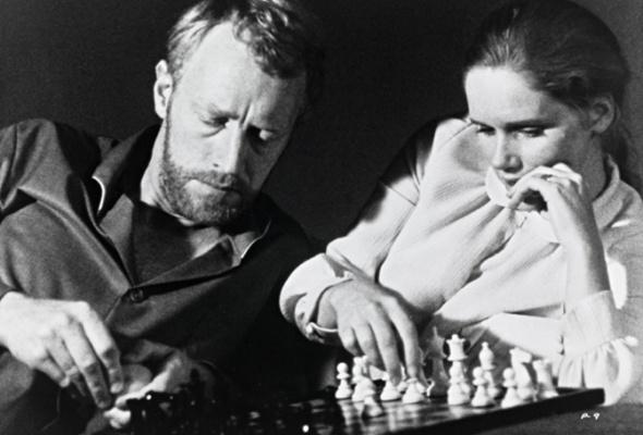 Лив Ульман и Ингмар Бергман - Фото №2