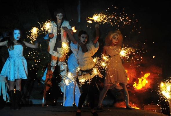 Вселенский карнавал огня - Фото №1