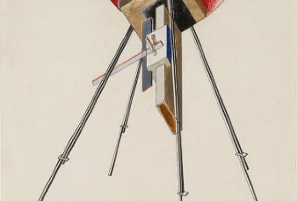 Густав Клуцис «Право на эксперимент» - Фото №0
