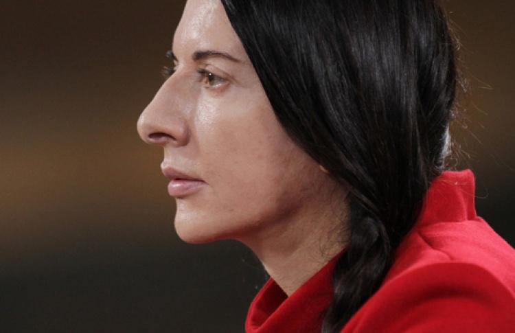 Нос и другие части Марины Абрамович