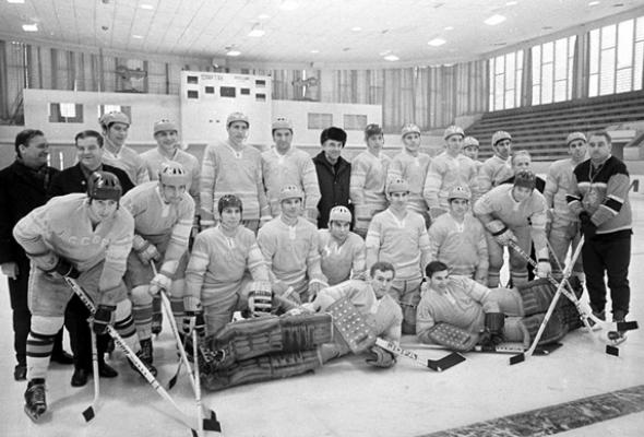 5фактов охоккейной суперсерии СССР— Канада 1972 года - Фото №4