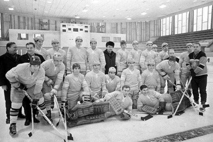 5фактов охоккейной суперсерии СССР— Канада 1972 года