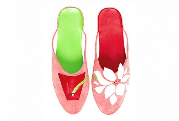 Коллекция домашней обуви «Страсти поСальвадору Дали» - Фото №0
