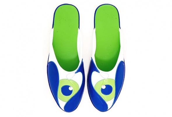 Коллекция домашней обуви «Страсти поСальвадору Дали» - Фото №3