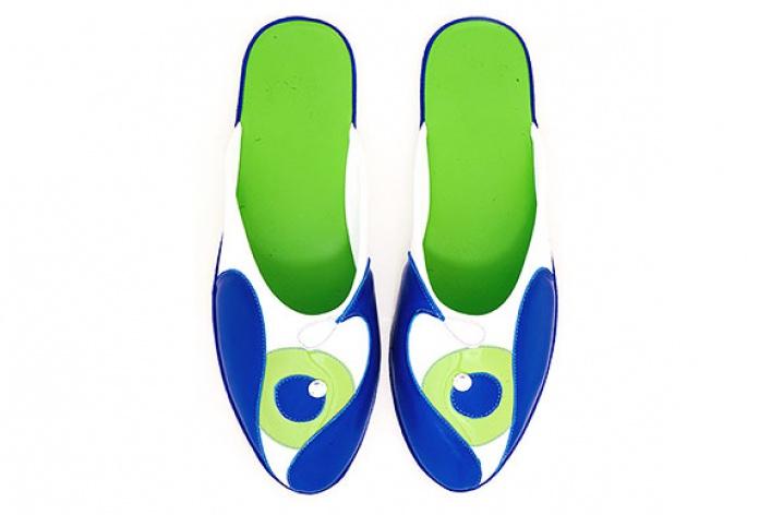 Коллекция домашней обуви «Страсти поСальвадору Дали»