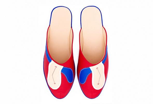 Коллекция домашней обуви «Страсти поСальвадору Дали» - Фото №4