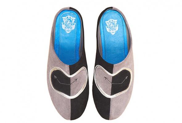Коллекция домашней обуви «Страсти поСальвадору Дали» - Фото №5