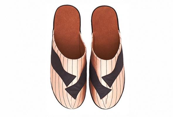Коллекция домашней обуви «Страсти поСальвадору Дали» - Фото №7