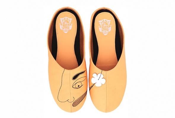 Коллекция домашней обуви «Страсти поСальвадору Дали» - Фото №8