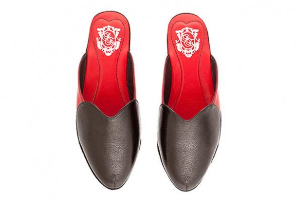 Коллекция домашней обуви «Страсти поСальвадору Дали» - Фото №9