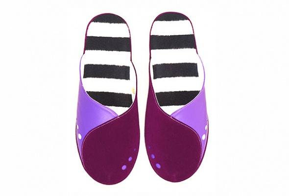 Коллекция домашней обуви «Страсти поСальвадору Дали» - Фото №11