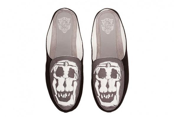 Коллекция домашней обуви «Страсти поСальвадору Дали» - Фото №13