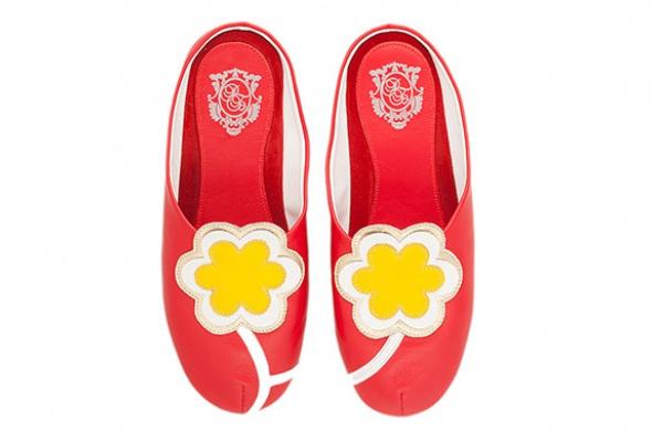 Коллекция домашней обуви «Страсти поСальвадору Дали» - Фото №14